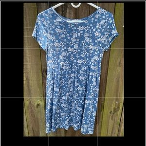 Copper Key Girls floral Dress 🦋🐳 Size:L